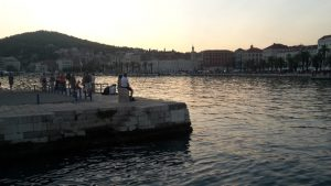 Split Riva Panorama